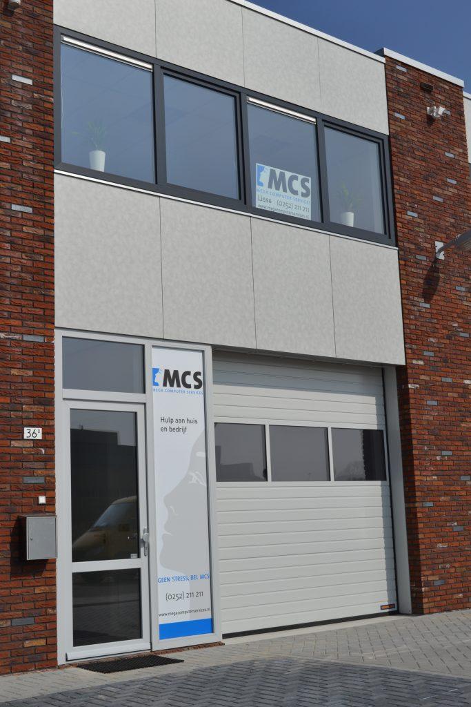mcs-bedrijfspand
